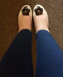 Shoes: Vivienne Westwood